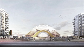 Spectaculair: het nieuwe casino van Middelkerke!